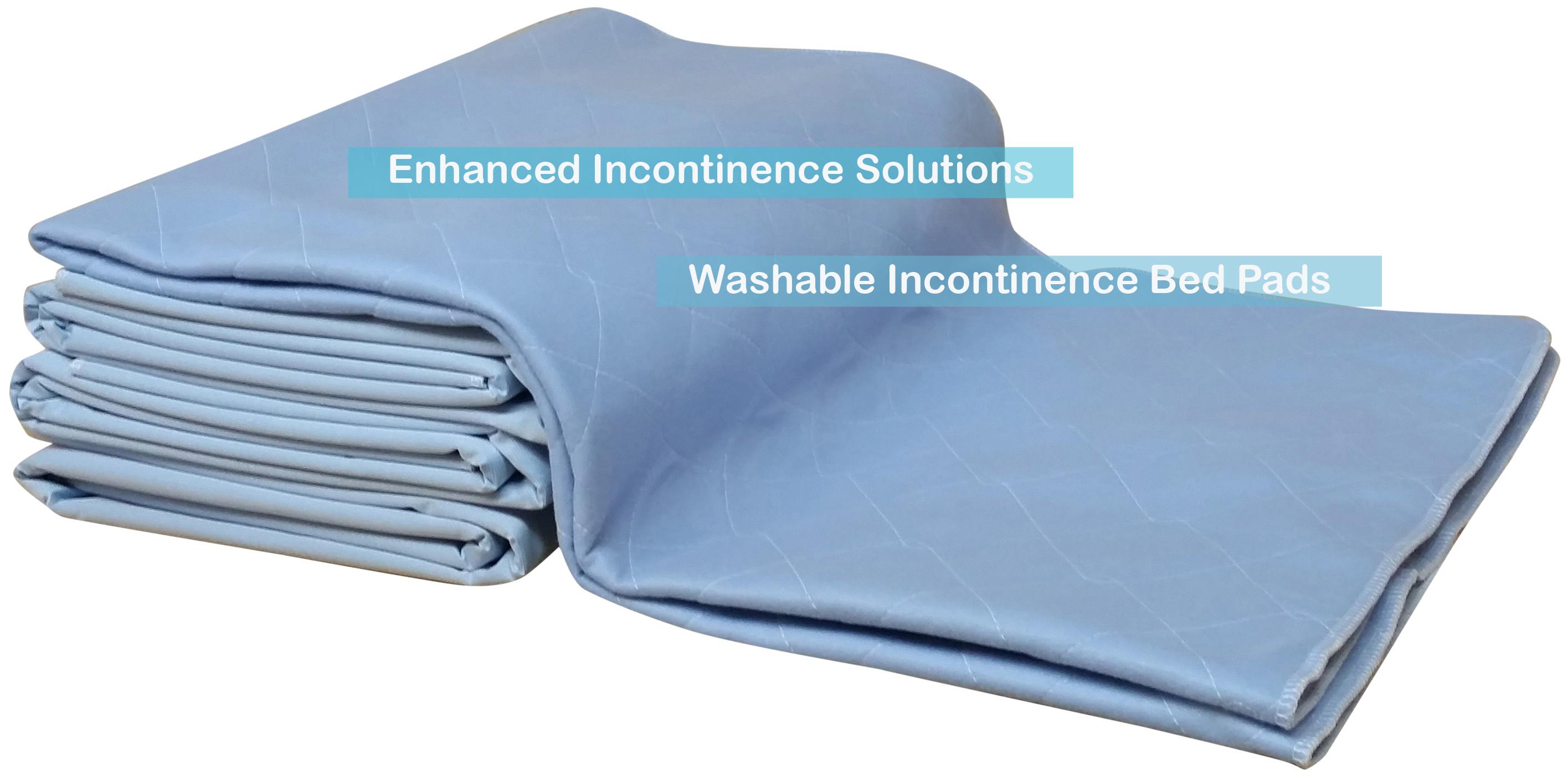 Waterproof Bed Pads Washable 100 Waterproof Bed Pad